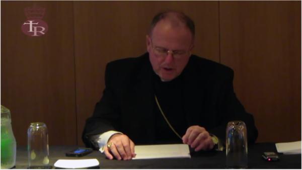 Mons. Donald Sanborn