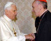 Bento XVI e Bergoglio